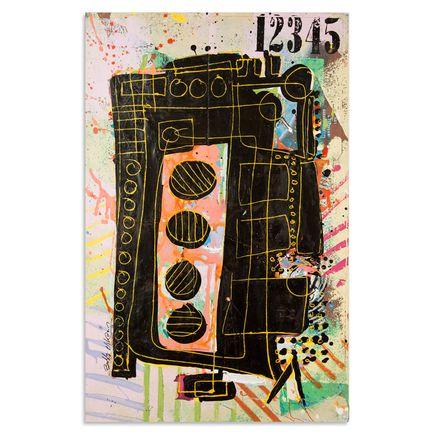 Bobby Hill Art - Analog vs. Digital II