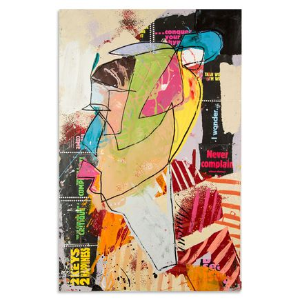 Bobby Hill Art - Amour I