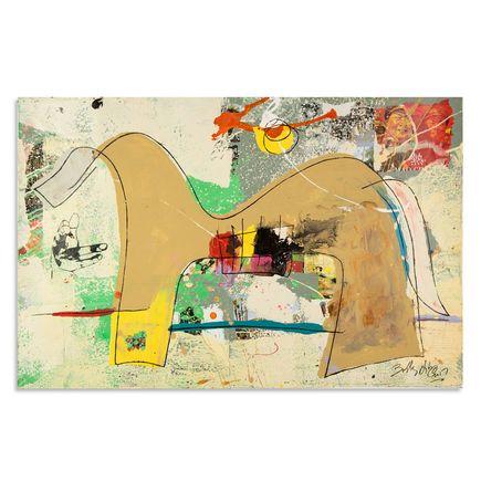 Bobby Hill Art - Boy Leading A Horse II