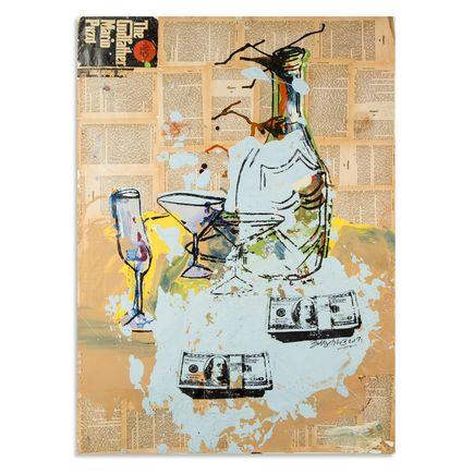 Bobby Hill Art - Good Life IV