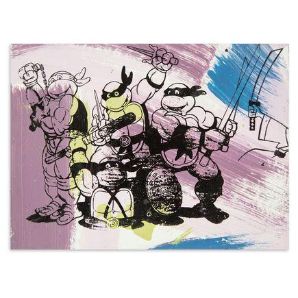 Bobby Hill Art - Teenage Mutant Ninja Turtles