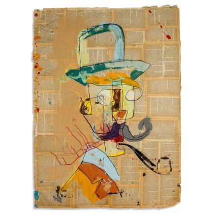 Bobby Hill Art - Dr. Cachet I