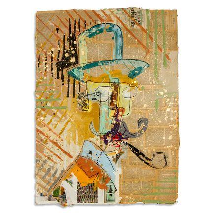 Bobby Hill Art - Dr. Cachet II