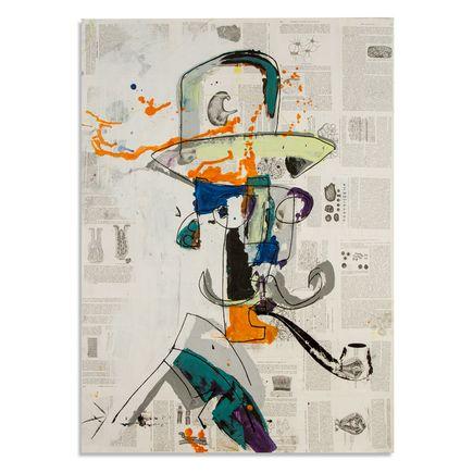 Bobby Hill Art - Dr. Cachet IV