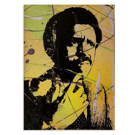 Bobby Hill Art - Richard Pryor