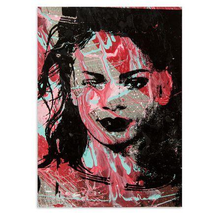 Bobby Hill Art - Rihanna I