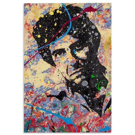 Bobby Hill Art - Leonard Cohen