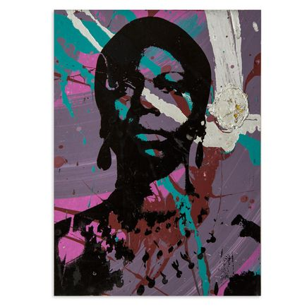 Bobby Hill Art - Nina Simone II