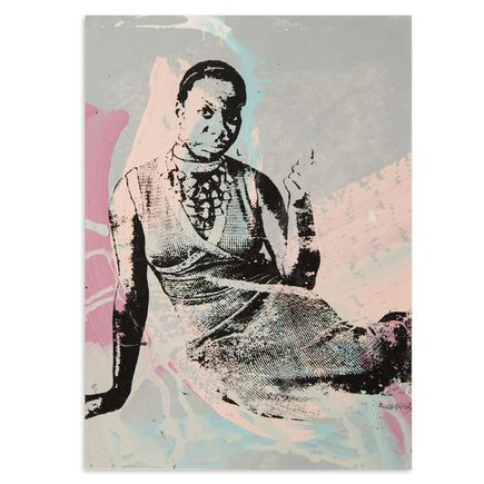 Bobby Hill Art - Nina Simone III