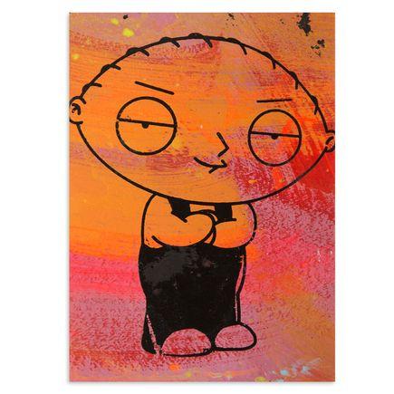 Bobby Hill Art - Stewie Griffin