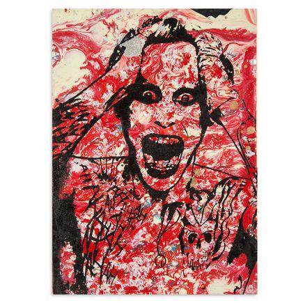 Bobby Hill Art - The Joker (Jared Leto)
