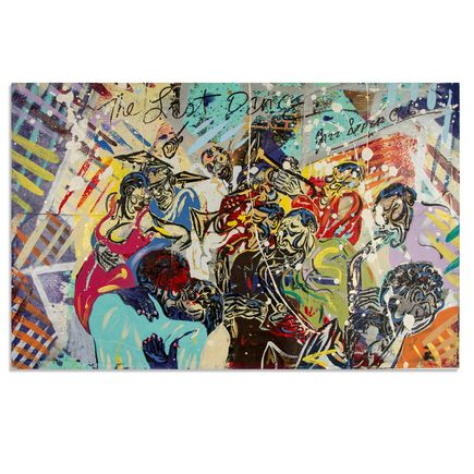 Bobby Hill Art - The Last Dance - Jazz Supper Club II