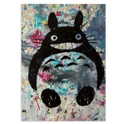 Bobby Hill Art - Totoro