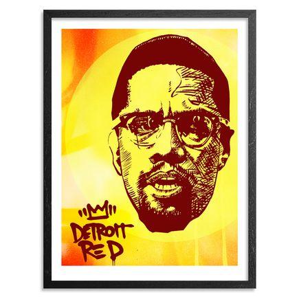 Brandan  Art Print - Detroit Red