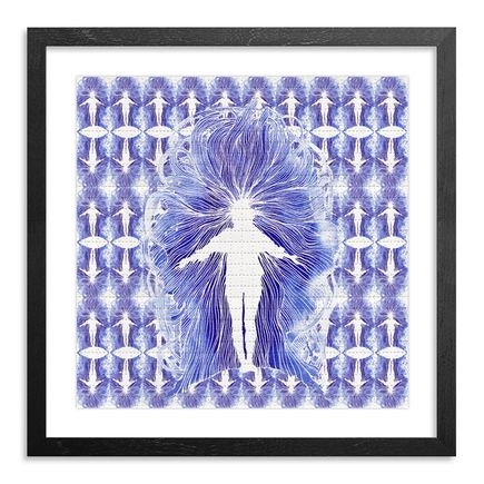 Brandon Boyd Art Print - Baelyn As Conduit - Blotter Variant