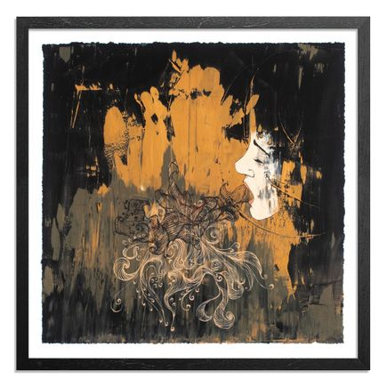 Brandon Boyd Art Print - Ectoplasm - Limited Edition Prints