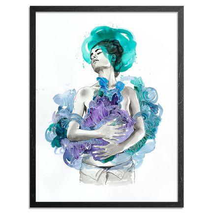 Brandon Boyd Art Print - Intuition - Variant I