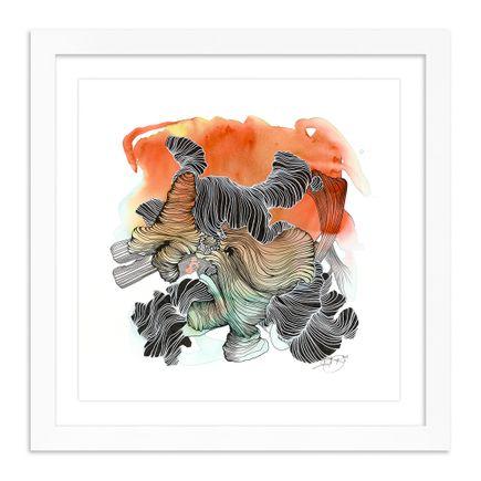Brandon Boyd Original Art - Remnants #3 - Original Artwork