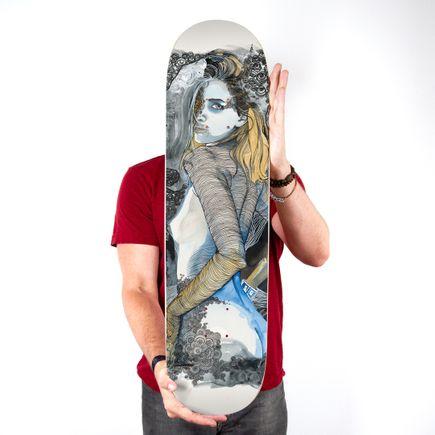 Brandon Boyd Art Print - See Me - Skate Day Variant