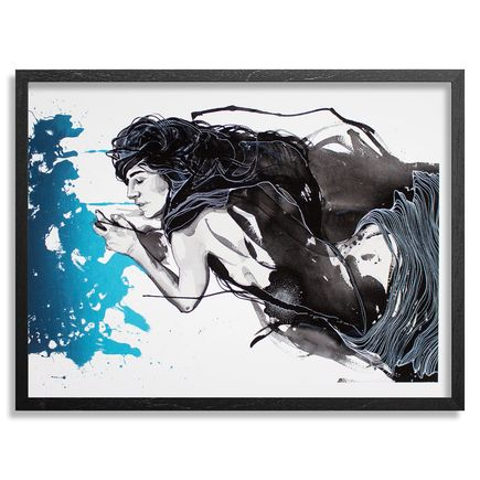 Brandon Boyd Art Print - This Way Comes