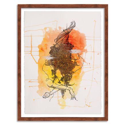 Brandon Boyd Original Art - Original Artwork - Two Muses