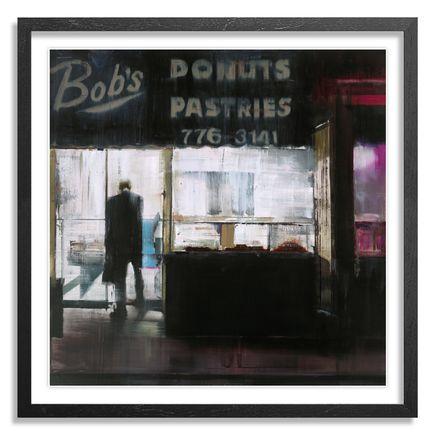 Brett Amory Art Print - Bob's Donuts