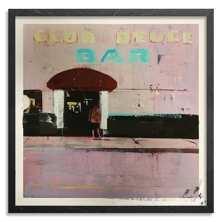 Brett Amory Art Print - Club Deuce