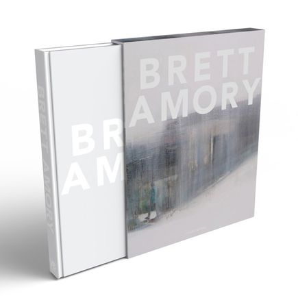 Brett Amory Book - Monograph