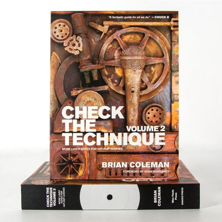 Brian Coleman Book - Check The Technique Volume 2