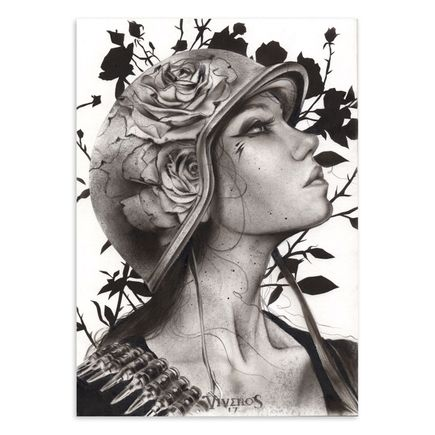 Brian Viveros Original Art - Just-Us