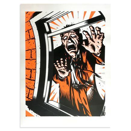 Aiden Hughes aka Brute! Art - Panick Attack