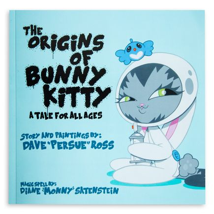 Persue Book - The Origins of Bunny Kitty - Unsigned Book