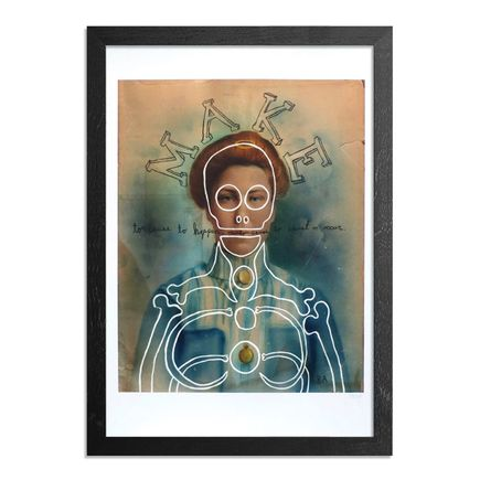 The Heliotrope Foundation Art Print - Butch Anthony - Make