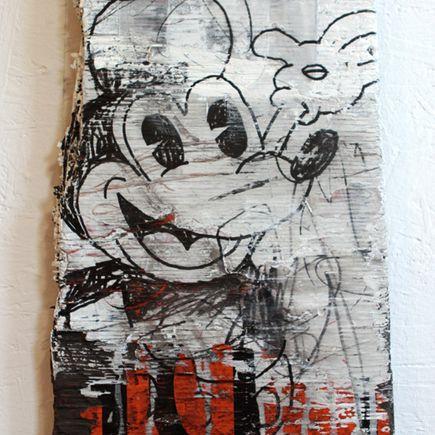 Bask Original Art - The Cactus Kid