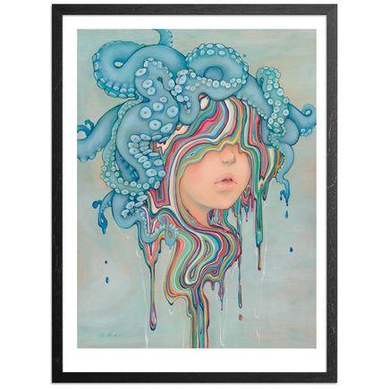 Camilla d'Errico Art Print - Sucker Punch - Limited Edition Prints