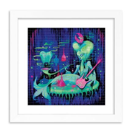 Camille Rose Garcia Art Print - The Ballad of the Dead Sea - Blotter Edition