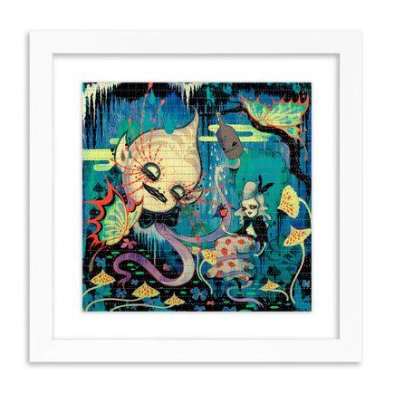 Camille Rose Garcia Art Print - Sneewitchen - Blotter Edition