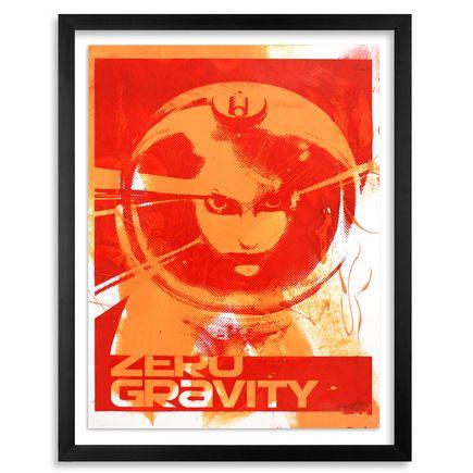 Camilo Pardo Art Print - Zero Gravity 1