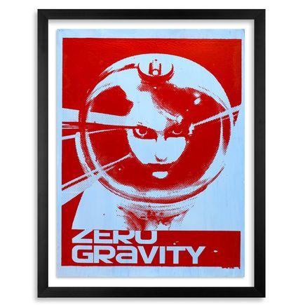 Camilo Pardo Art Print - Zero Gravity 2