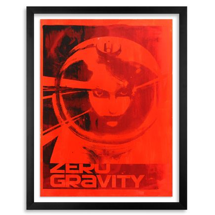 Camilo Pardo Art Print - Zero Gravity 3