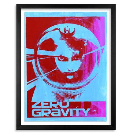 Camilo Pardo Art Print - Zero Gravity 4