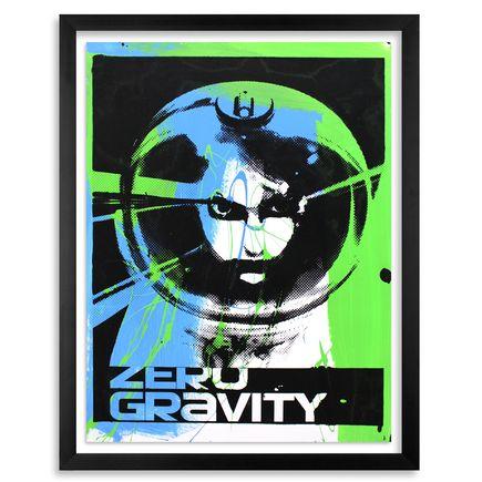 Camilo Pardo Art Print - Zero Gravity 8