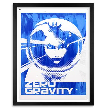 Camilo Pardo Art Print - Zero Gravity 9