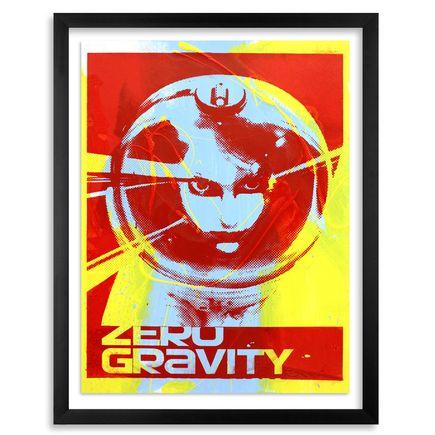 Camilo Pardo Art Print - Zero Gravity 12