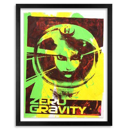 Camilo Pardo Art Print - Zero Gravity 14