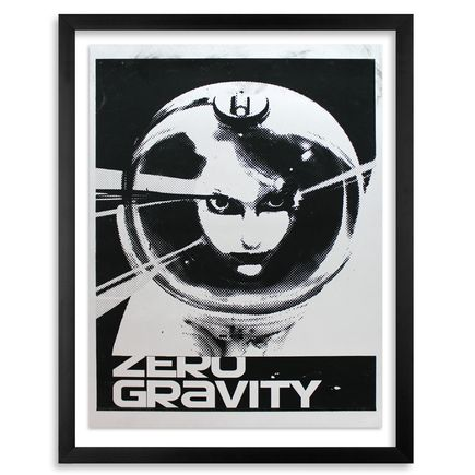 Camilo Pardo Art Print - Zero Gravity 19