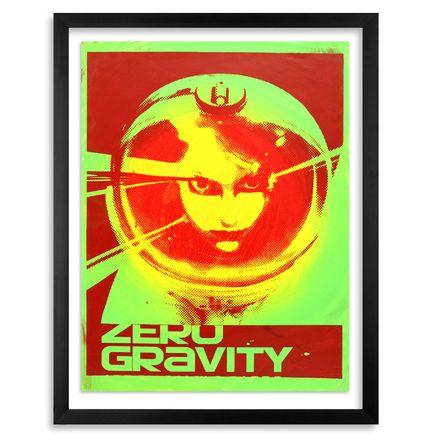 Camilo Pardo Art Print - Zero Gravity 20