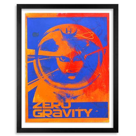 Camilo Pardo Art Print - Zero Gravity 21