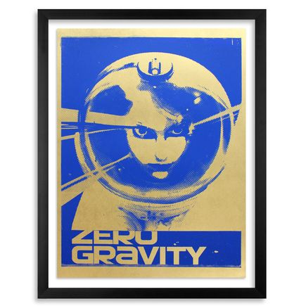 Camilo Pardo Art Print - Zero Gravity 22