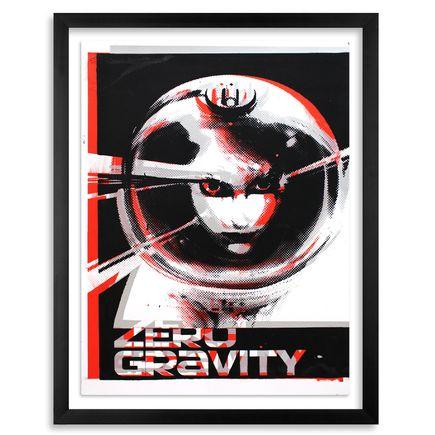 Camilo Pardo Art Print - Zero Gravity 25